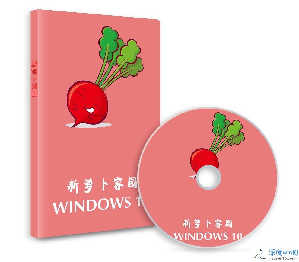 新萝卜家园系统Win10 20H2竞技版系统下载 64位 2021.05