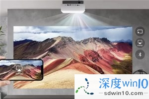 LG 推出 4K 激光投影仪 HU810P:支持苹果 AirPlay 2,2999 美元