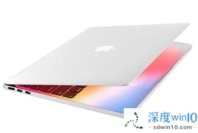 新款MacBook Pro渲染图曝光:外观升级 侧面增加MagSafe磁吸接口
