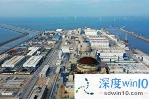 """全球第一台 """"华龙一号""""核电机组投入商业运行,我国自主三代核电技术跻身世界前列"""