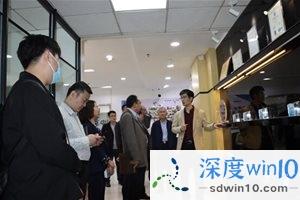 山东省领导调研集成电路企业,对方寸微电子寄予厚望