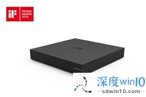中兴通讯发布新一代 4K Wi-Fi 6 机顶盒:支持 4K 分辨率,基于 Android TV