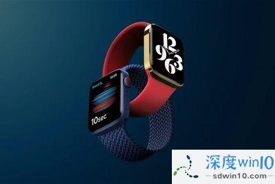 苹果 Apple Watch S7 再曝光:窄边框 + 新设计,45mm 型号采用 1.9 英寸屏幕