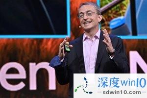 汽车芯片新风口来了!Intel CEO宣布重大转型:狂砸800亿欧元